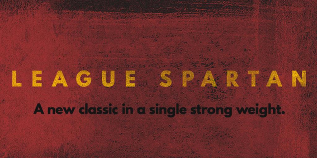 League Spartan illustration 1