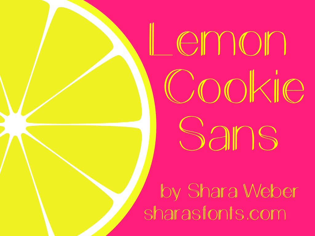 LemonCookie illustration 4