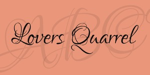 Lovers Quarrel illustration 4