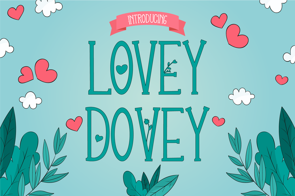 Lovey Dovey illustration 1