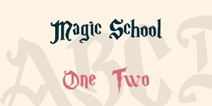 Magic School illustration 1