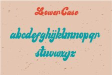 Mainsain Font illustration 2
