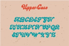 Mainsain Font illustration 3