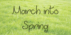 March into Spring illustration 2