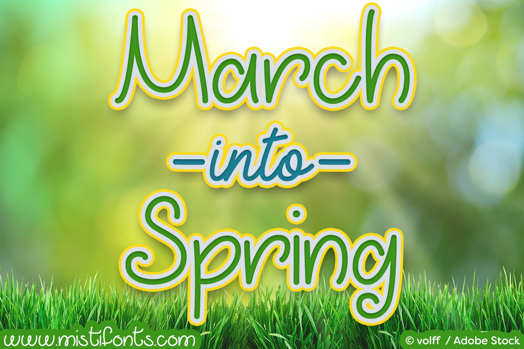 March into Spring illustration 6