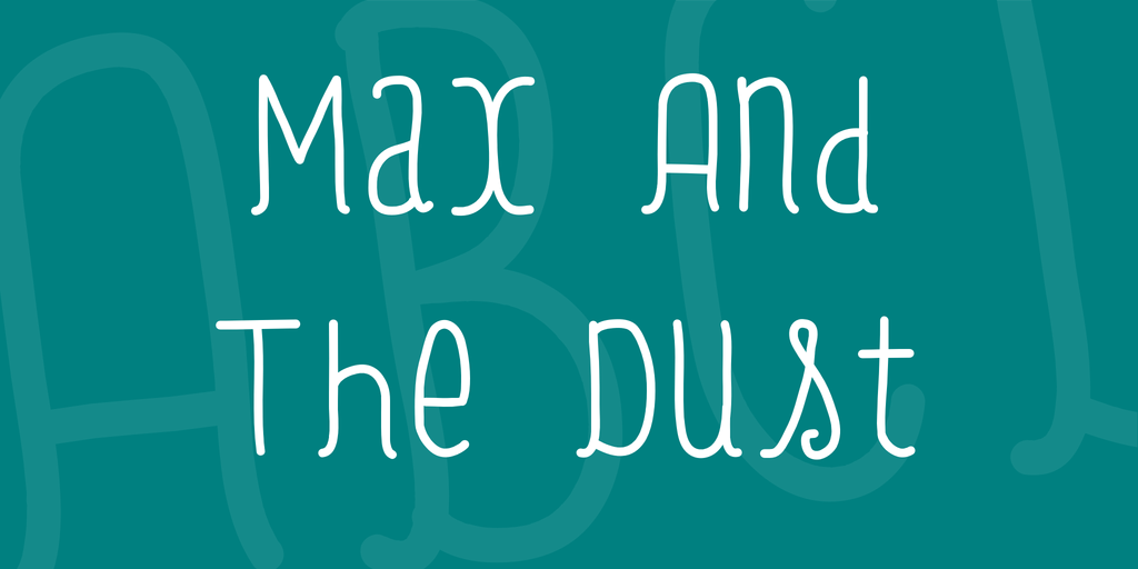 Max And The Dust illustration 3