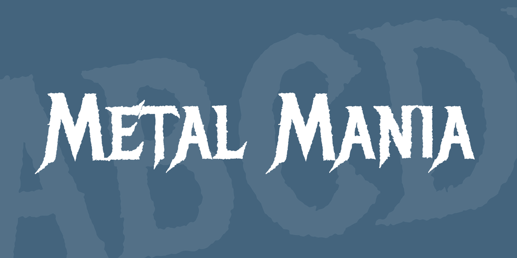 Metal Mania illustration 1