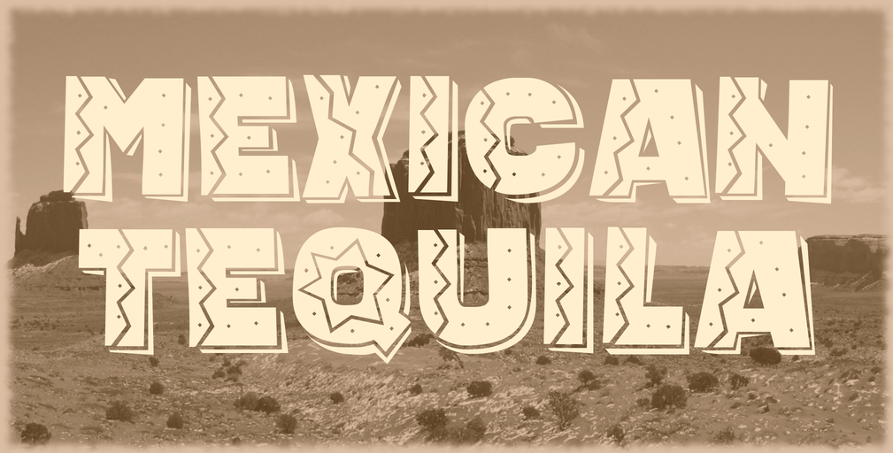 Mexican Tequila illustration 1