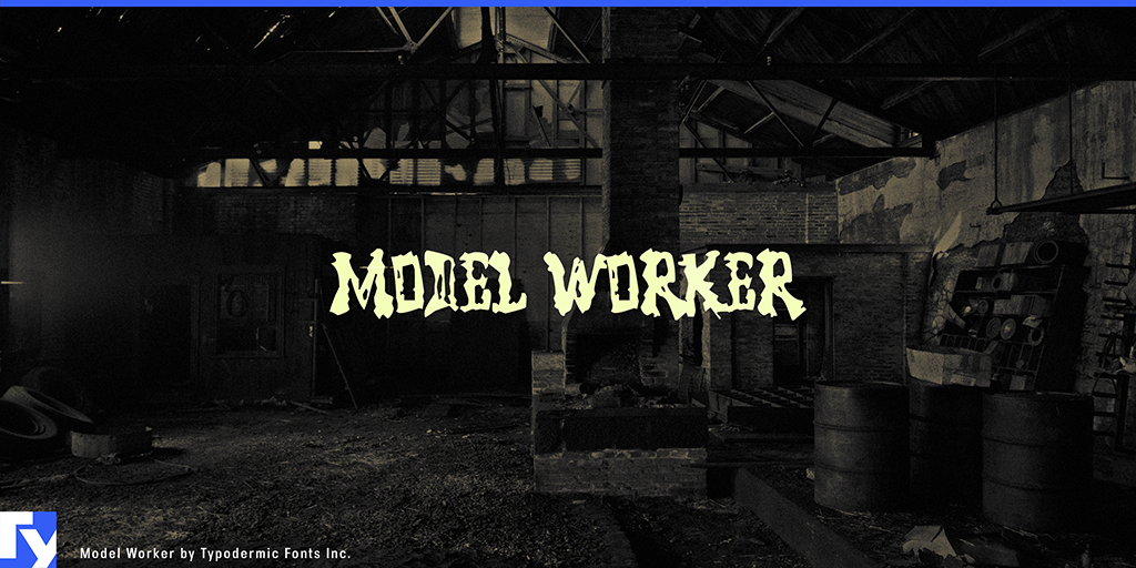 Model Worker illustration 8
