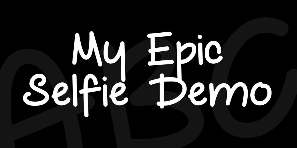 My Epic Selfie Demo illustration 1