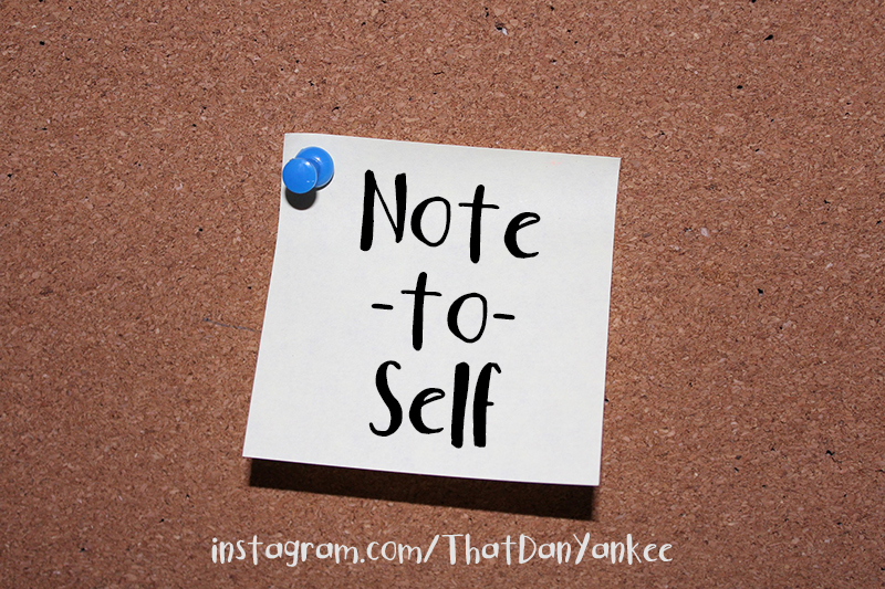 Note To Self illustration 1