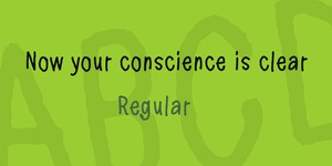 Now your conscience is clear illustration 3