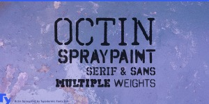 Octin Spraypaint illustration 9