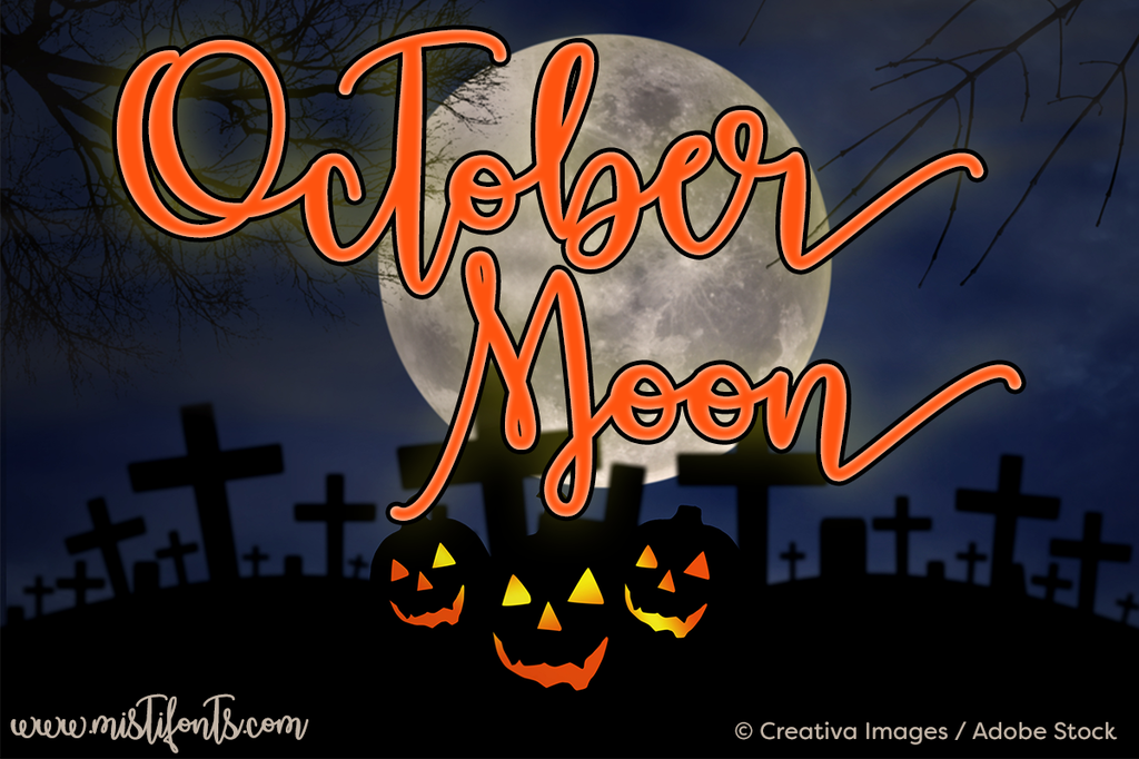 October Moon illustration 6
