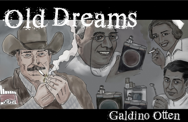 Old Dreams illustration 1