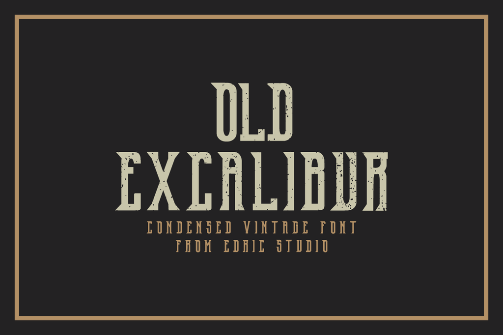 Old Excalibur Demo illustration 1
