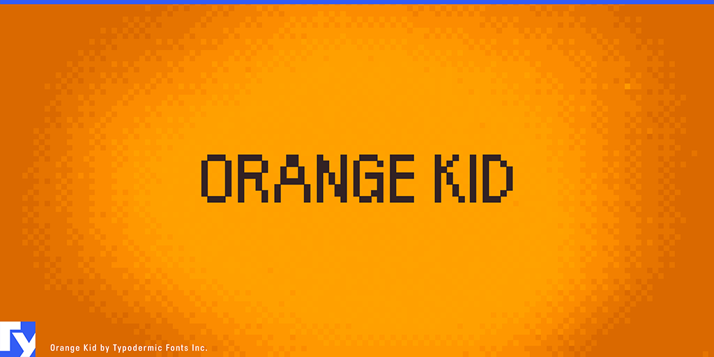 Orange Kid illustration 9