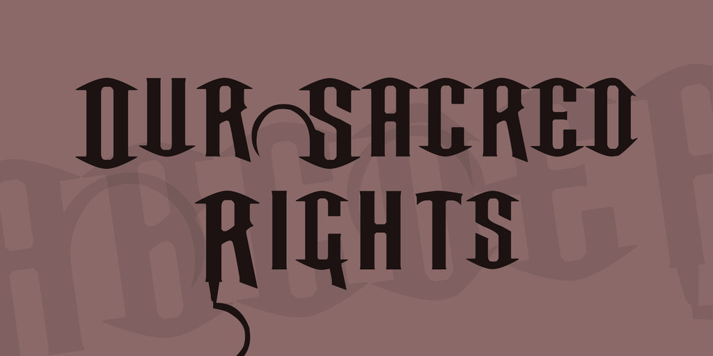 Our Sacred Rights illustration 1