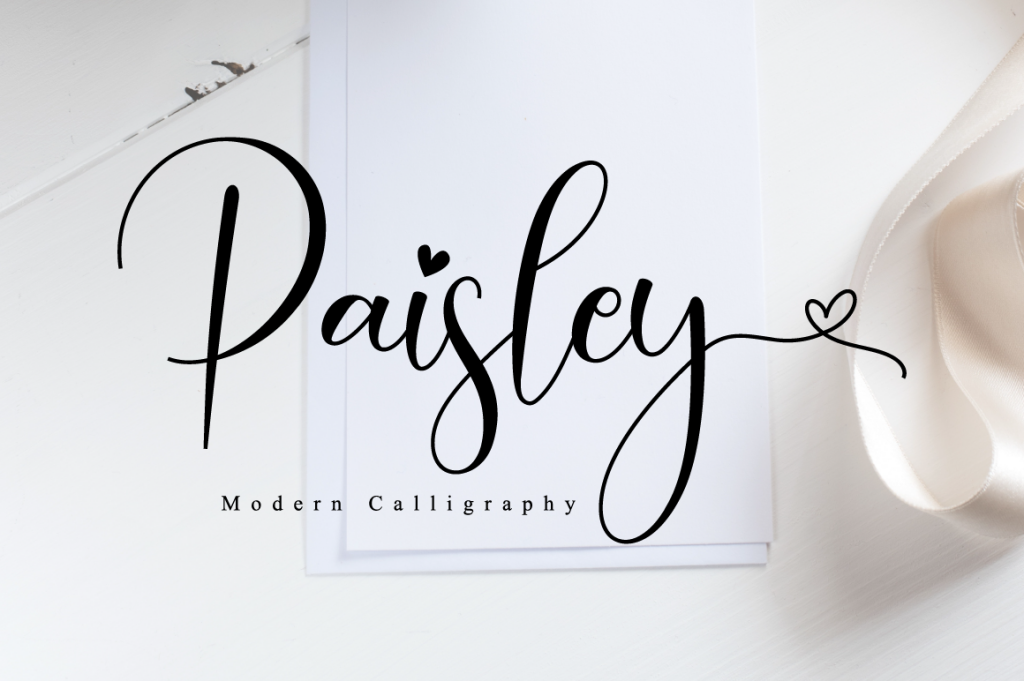 Paisley illustration 2