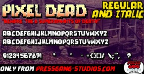 pixel dead illustration 1