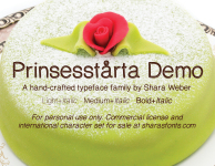 PrinsesstartaDEMO illustration 3
