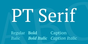 PT Serif illustration 1