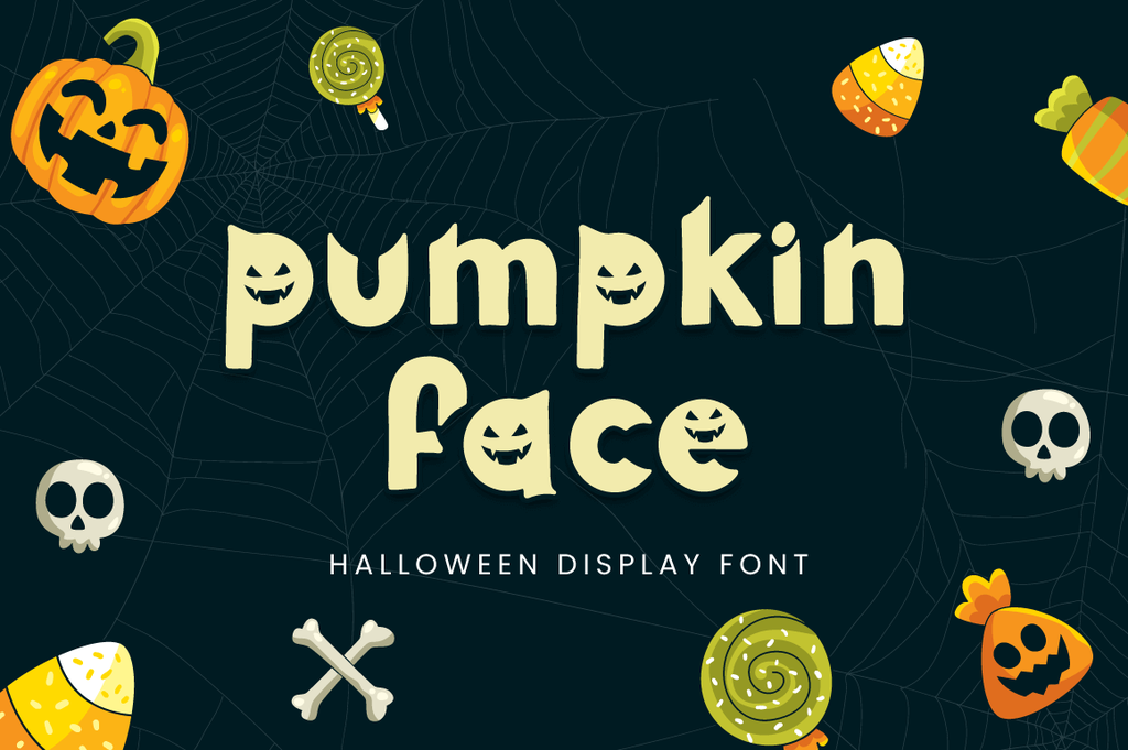 Pumpkin Face illustration 9