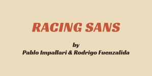 Racing Sans One illustration 1