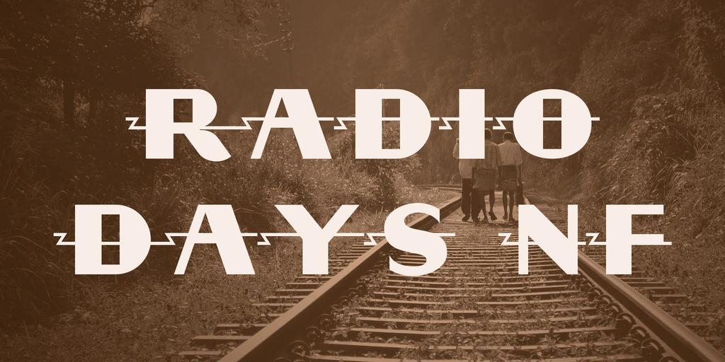 Radio Days NF illustration 1