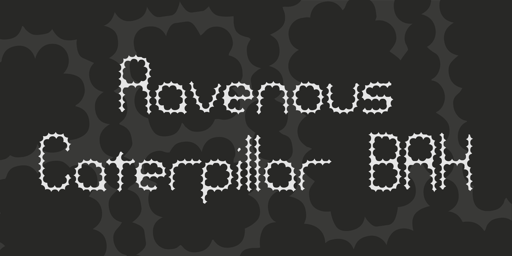 Ravenous Caterpillar BRK illustration 1