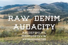 Raw Denim Audacity illustration 1