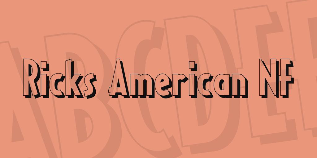Ricks American NF illustration 1