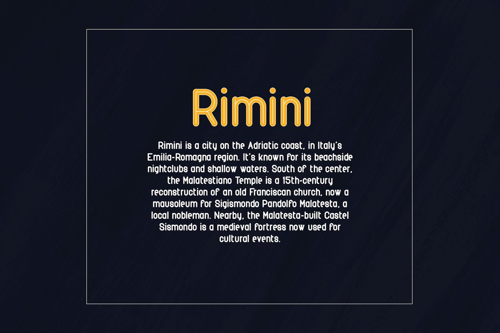 Rimini illustration 6