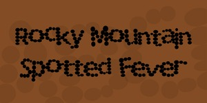 Rocky Mountain Spotted Fever illustration 1