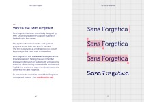 Sans Forgetica illustration 2