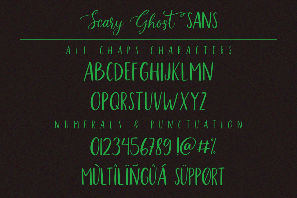 Scary_Ghost_Script illustration 2