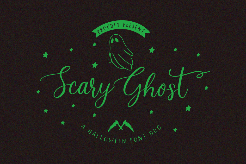 Scary_Ghost_Script illustration 8