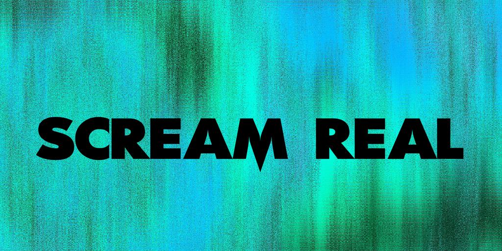Scream Real illustration 3