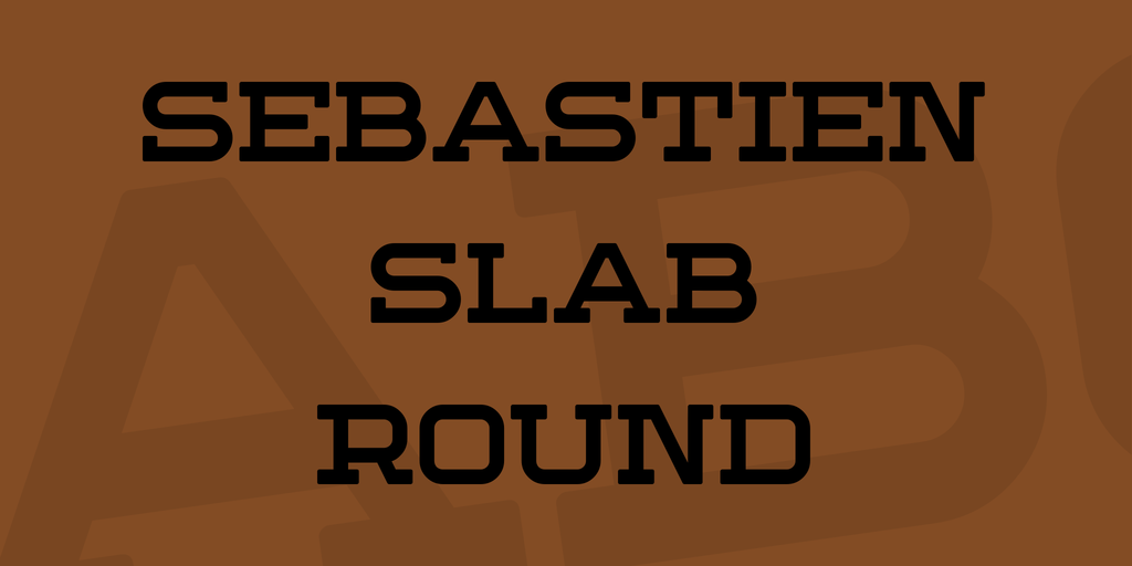 Sebastien Slab Round illustration 1