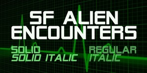 SF Alien Encounters illustration 2