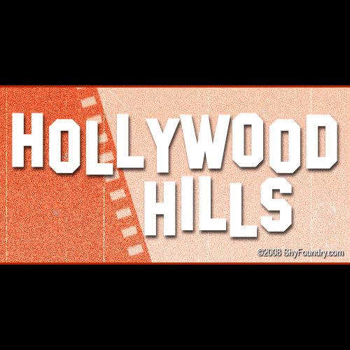 SF Hollywood Hills illustration 1