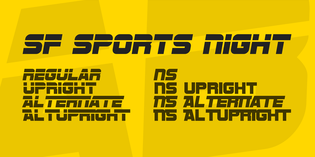 SF Sports Night illustration 2