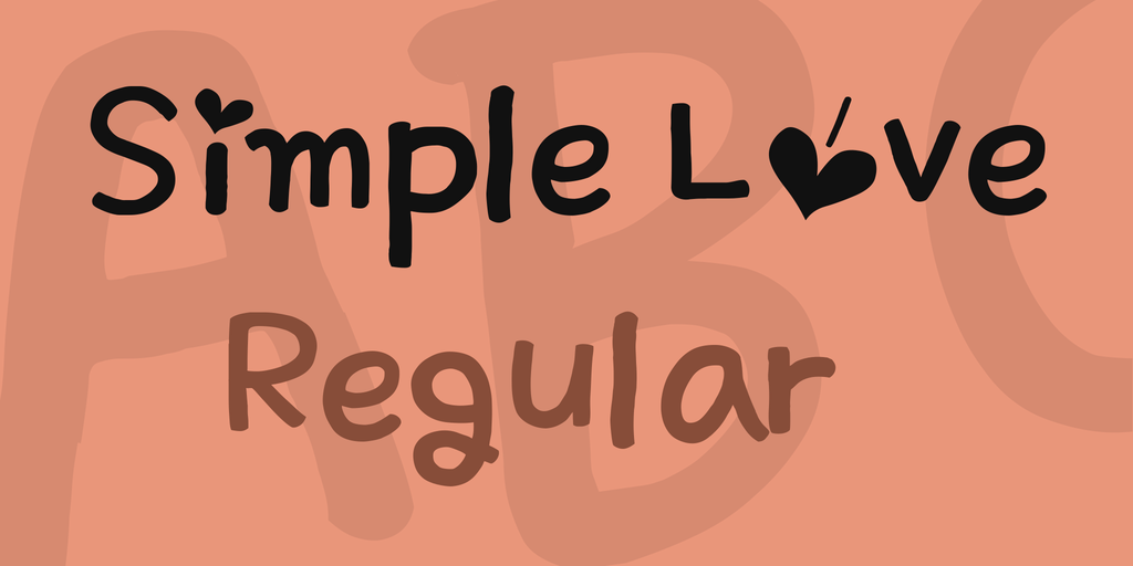 Simple Love illustration 2