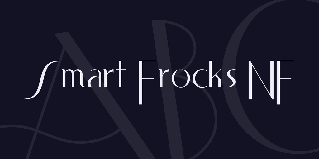 Smart Frocks NF illustration 1
