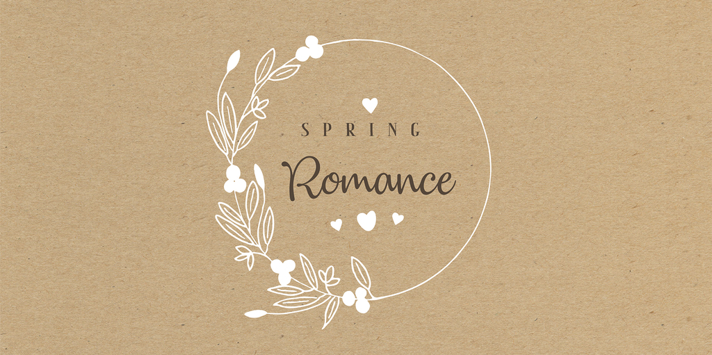 Spring Romance illustration 9