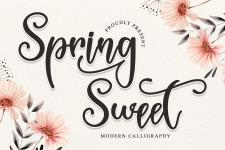 Spring Sweet - Personal Use illustration 2