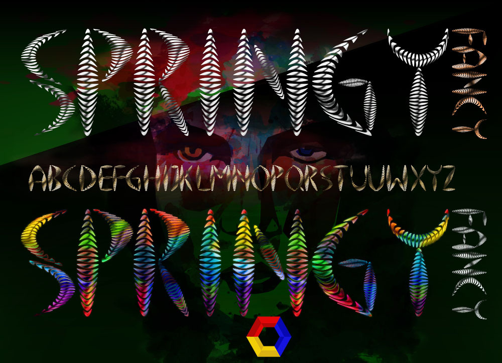 Springy illustration 1
