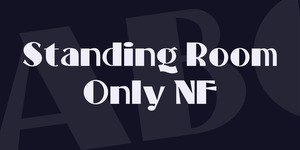Standing Room Only NF illustration 1