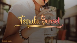 Tequila Sunset illustration 2