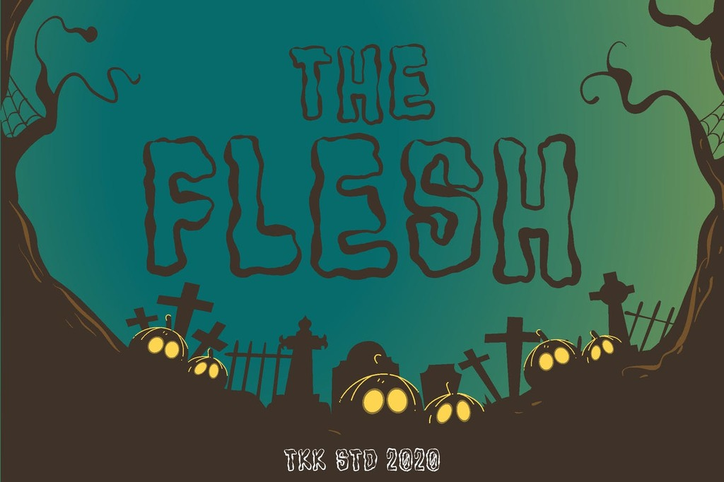 The Flesh illustration 2